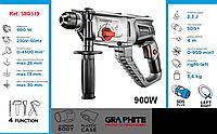 Перфоратор SDS+ 900Вт, GRAPHITE 58G519.