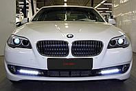 DRL штатные дневные ходовые огни LED- DRL для BMW 5 SERIES F10,F11,F18 (2010-2013)
