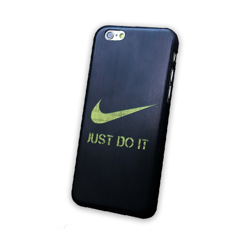 """Пластиковый чехол для iPhone 6 4.7"""" NIKE JUST DU IT"""