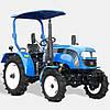 Трактор ДТЗ 4244Р (24л.с., 3 цилиндра, полный привод, гидроусилитль, навес)