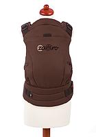 """Эргономичный рюкзак-переноска для детей """"ЕСО"""" Womar коричневый"""