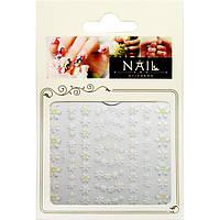 Новое Поступление: Наклейки для Ногтей Самоклеющиеся 3D Nail. Код 1585