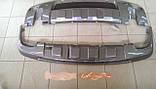 Накладка на передний и задний бампера Volkswagen Touareg (2002-2009), фото 3