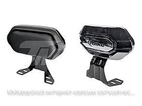 Спинка сиденья мото под 4 крепежа Ebike