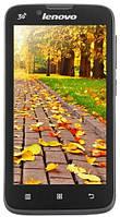 Мобильный телефон смартфон Lenovo IdeaPhone A338T (Black)