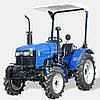 Трактор ДТЗ 5244Р (24л.с., 3 цилиндра, полный привод, гидроусилитель, навес)