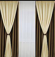 Шторы классические для гостинной,спальни, фото 1
