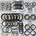 Кольцо резиновое уплотнительное 007 - 009 - 14 (6.7 х 1.4 мм), фото 3