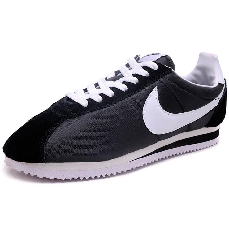 Nike Classic Cortez Nylon 09 черные р.(36, 37, 38, 43) - Интернет магазин обуви I love my shoes в Днепре