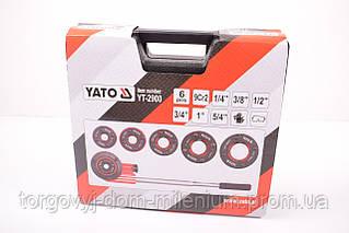 Набор резьбонарезной для труб YATO YT-2900