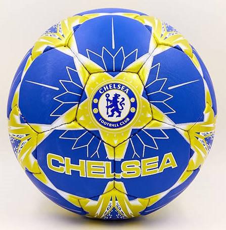 М'яч футбольний Гріппі CHELSEA FB-6701 розмір 5