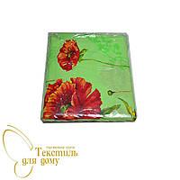 Комплект постельного белья ТИРОТЕКС, салатовый