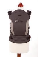 Эргономичный рюкзак-переноска для детей «ЕСО Design «Womar  графитовый