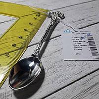 Серебряная подарочная (кофейная) ложка, 10.40 грамм