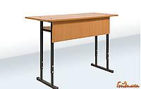 Стол ученический (парта двухмесная)