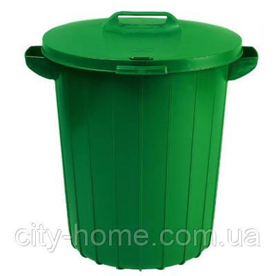 Контейнер для мусора Curver 90 л, фото 2
