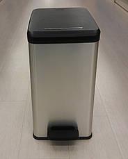 Ведро для мусора Curver Slim Bin педалью 25 литров, фото 3