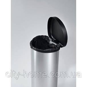 Ведро для мусора Curver Deco Bin педалью 40 литров, фото 2