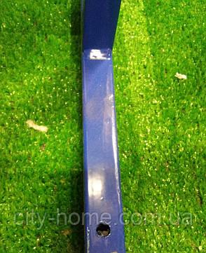 """Урна для мусора """"Цилиндр"""" 20 л. (синяя), фото 2"""