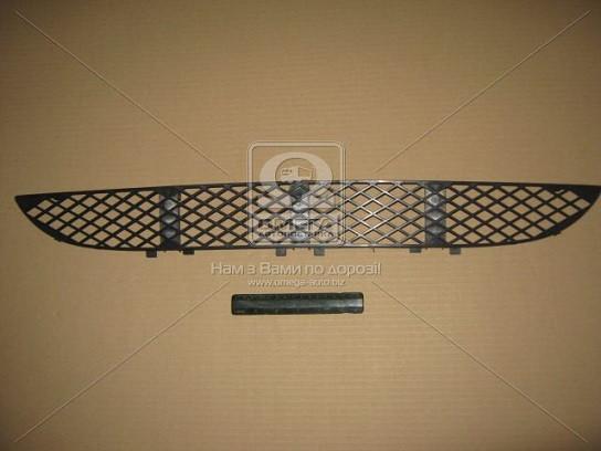 Решетка бампера переднего средняя MERCEDES 210 1999- (пр-во TEMPEST)