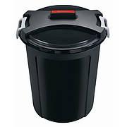 Контейнер для мусора Heidrun с крышкой 75 л