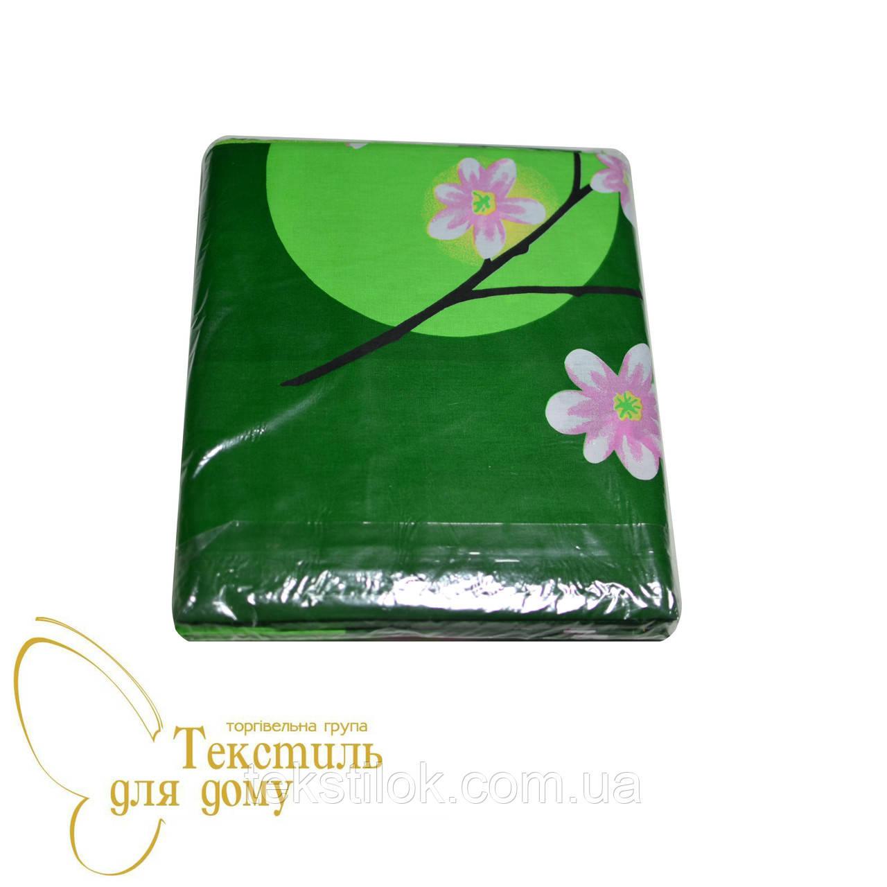 Комплект постельного белья ТИРОТЕКС, зеленый