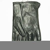 Оптом женские кожаные зимние перчатки на меху кролика (мех искусственный) - F11-5, фото 1