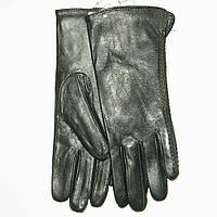 Женские кожаные зимние перчатки на меху кролика (мех искусственный) - F11-5, фото 1