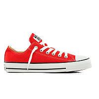 Кеды Converse низкие красные - Топ качество! р.(36, 36.5)