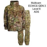Военная форма армии США Gore-tex Gen III Level 6 Мультикам