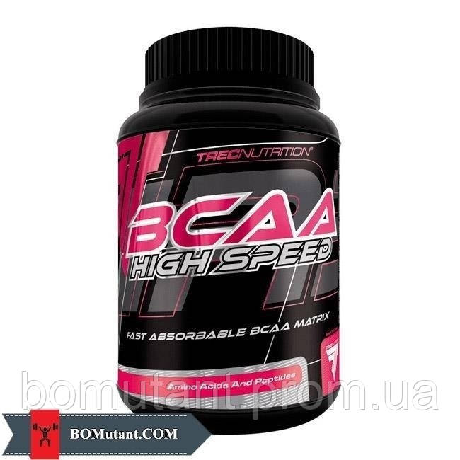 BCAA high speed 300 гр cherry-grapefruit TREC nutrition