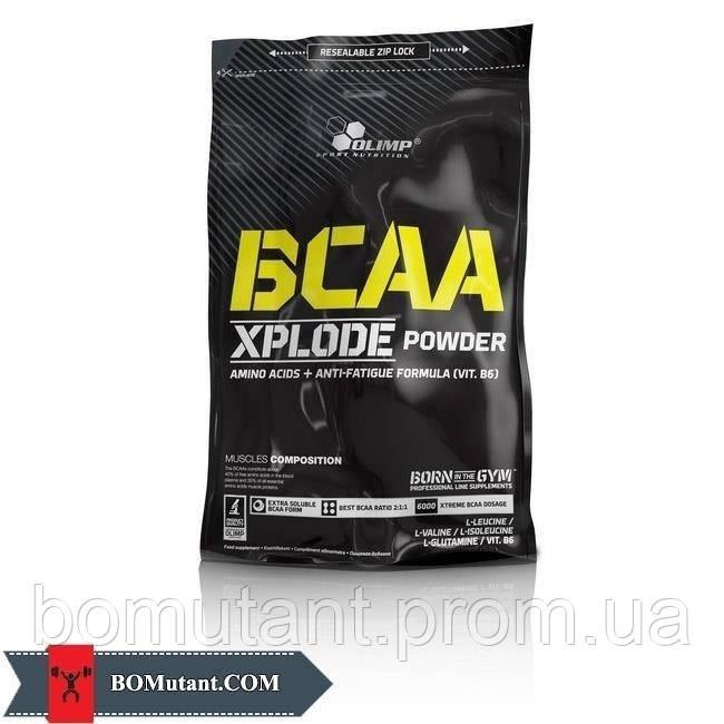 BCAA Xplode 1 кг neutral OLIMP