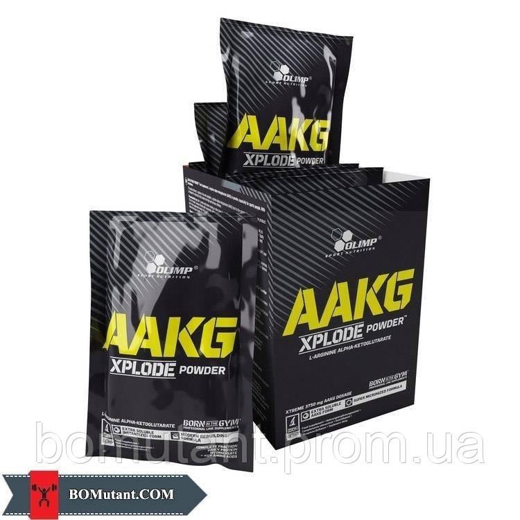 AAKG Xplode 150 гр orange OLIMP