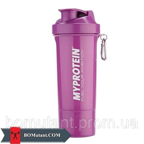 My Protein SmartShake Slim purple 500 ml My Protein