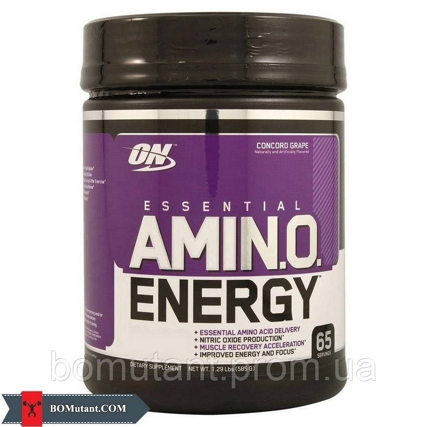 Amino Energy 585 гр blue raspberry Optimum Nutrition