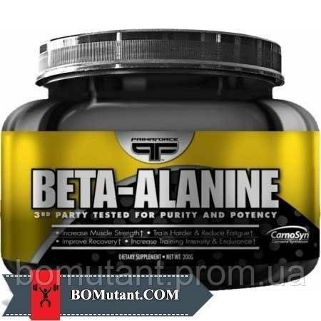 Beta-Alanine 200 гр PrimaForce