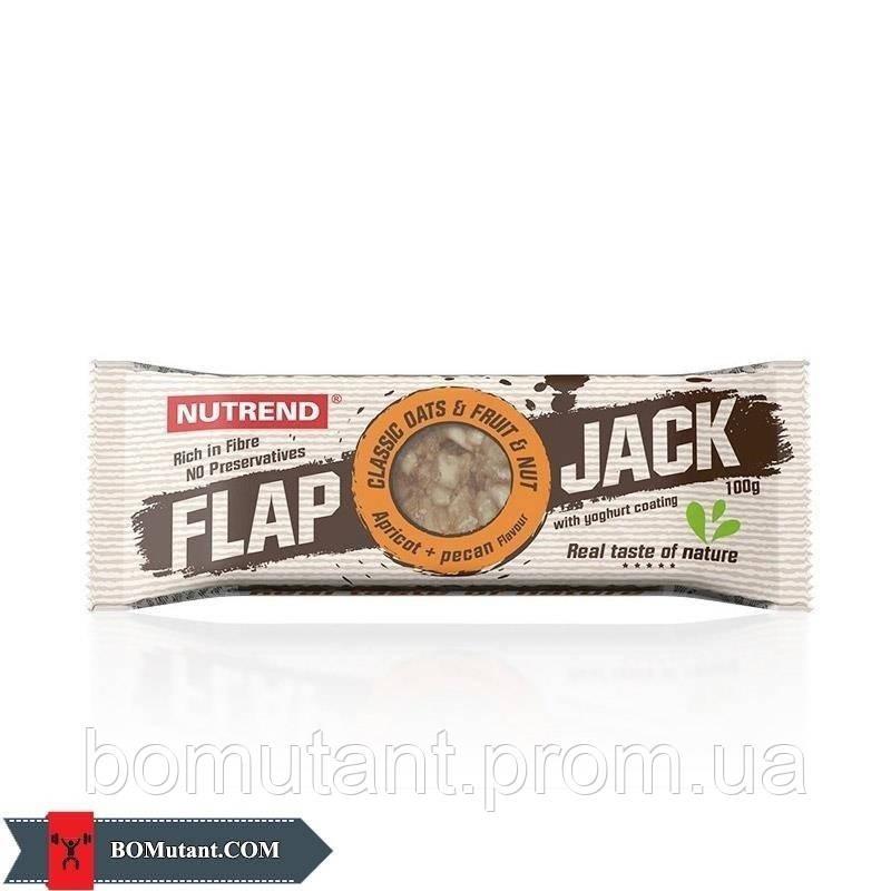 FlapJack 100 гр pistachio+coconut Nutrend