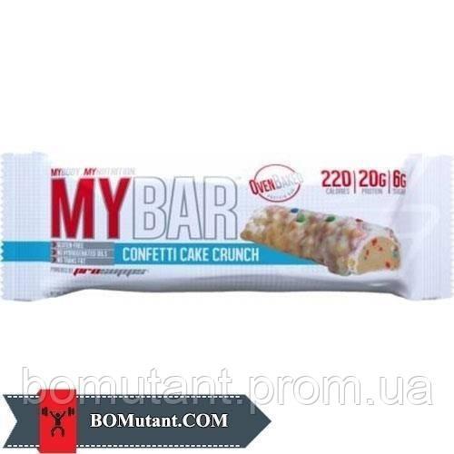 MyBar 55 гр confetti cake crunch Pro Supps