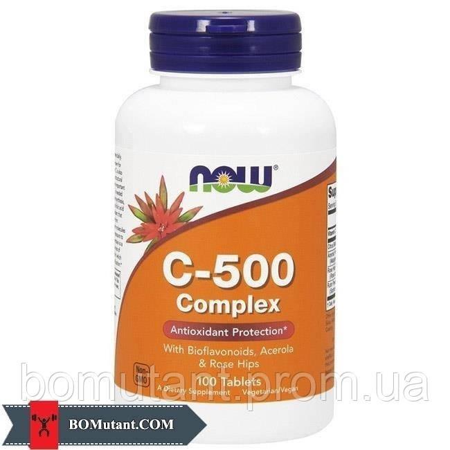 C-500 Complex 100 табs NOW