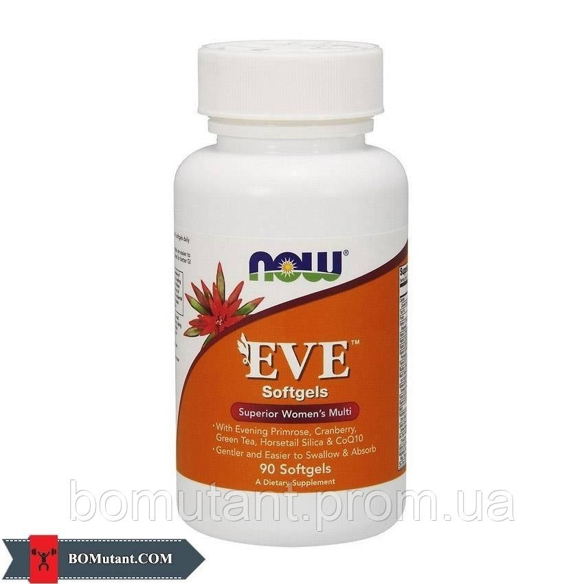 EVE 90 softgels NOW