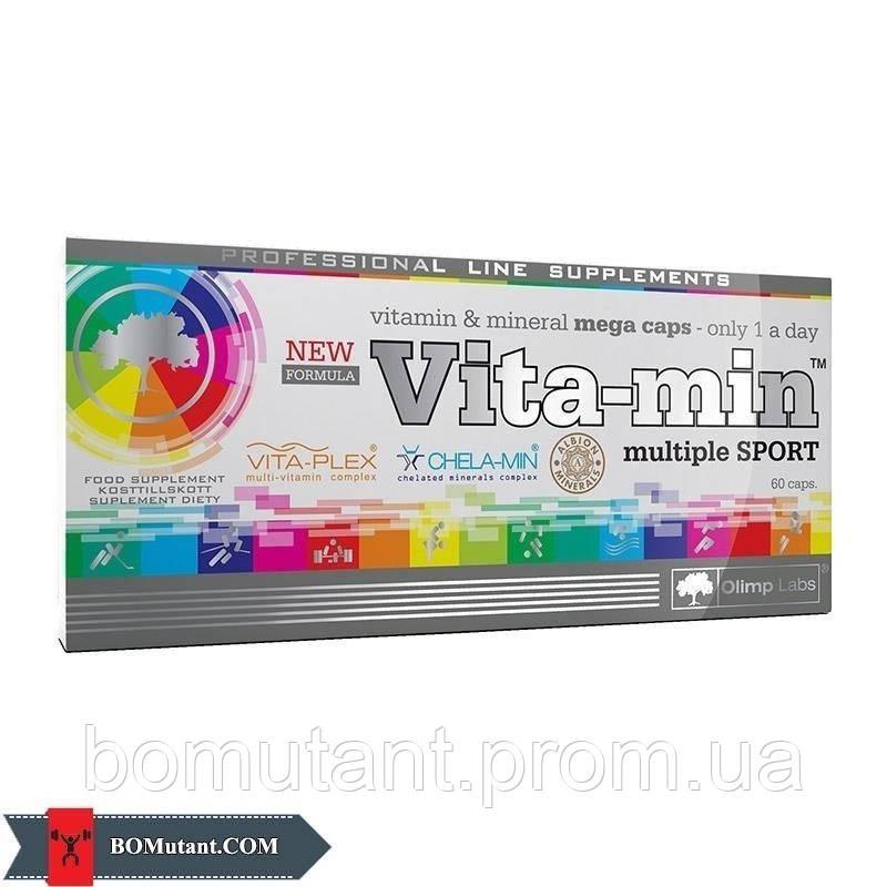 Vitamin Multiple Sport 60 капсул OLIMP