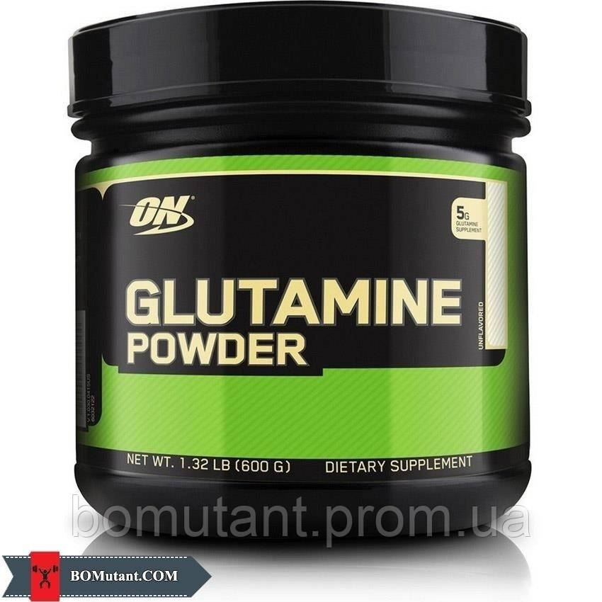 Glutamine powder 600 гр Optimum Nutrition