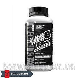 Lipo 6 Rx 60 liquid-капсул Nutrex