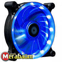 Вентилятор Xigmatek Solar eclipse II SEII-F1251 Blue LED (EN8996), 120x120х25 мм, 3-pin Molex