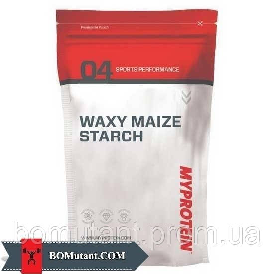 Waxy Maize Starch 1 кг unflavoured My Protein