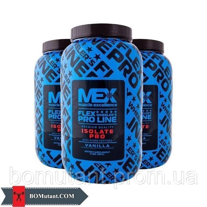 Isolate Pro 910 гр strawberry MEX Nutrition