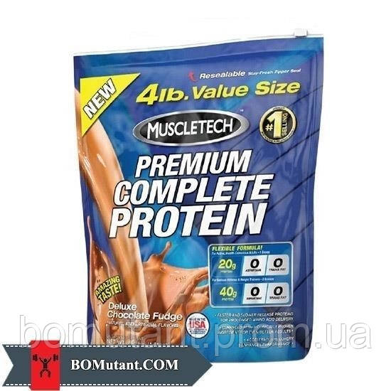 Premium Complete Protein 1,8 кг french vanilla cream MuscleTech