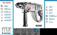 Перфоратор SDS+ 900Вт, GRAPHITE 58G509.