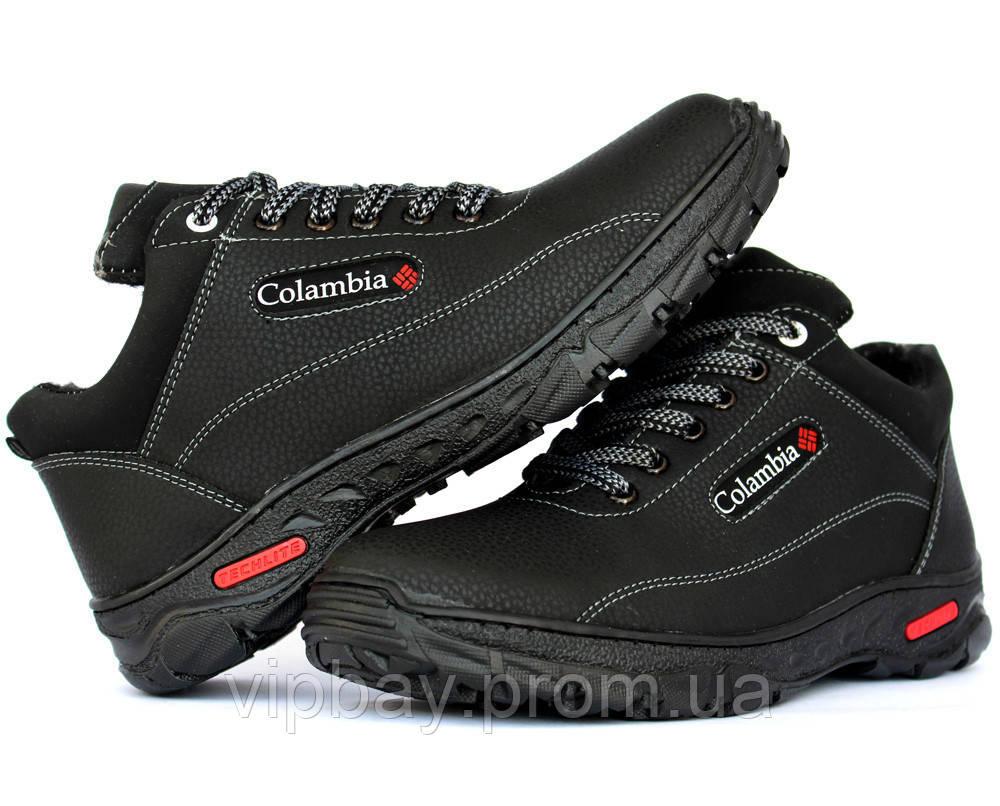 Черевики чоловічі низькі черевики на хутрі (СГБ-10чк)