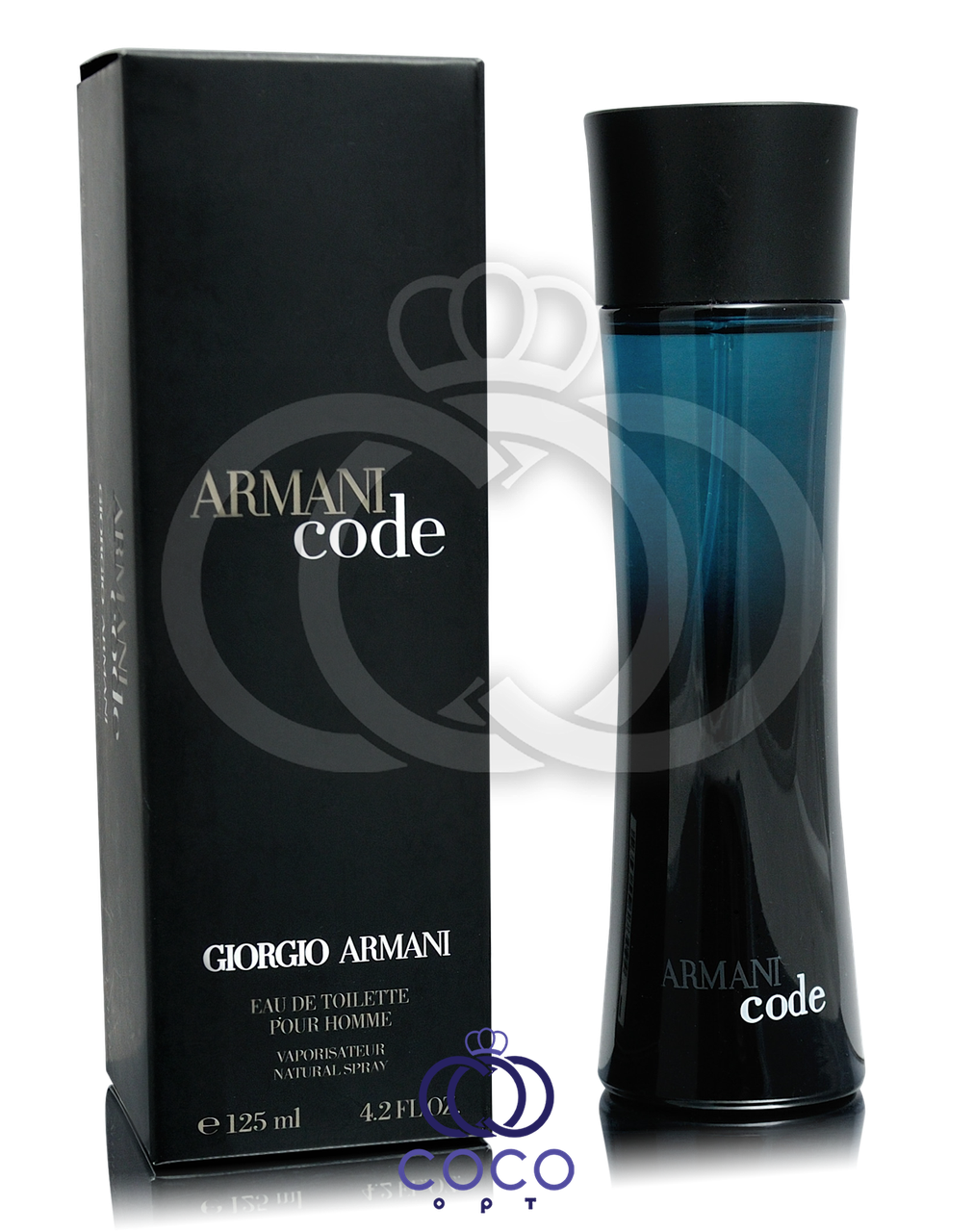 Туалетная вода Giorgio Armani Armani Code
